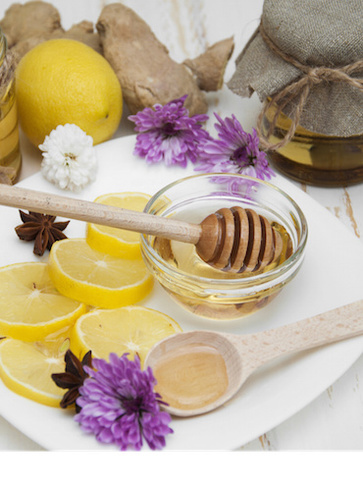 Ricetta di base con il miele