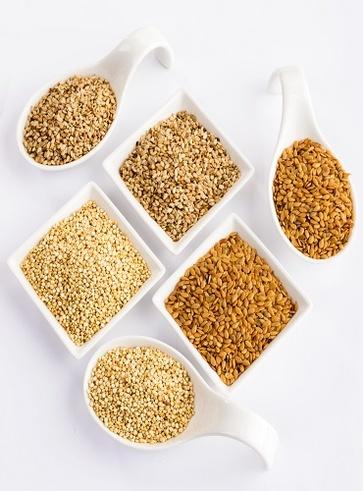 Ricette veg con semi oleosi