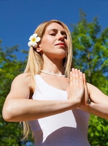 Pranayama e l'energia nel respiro