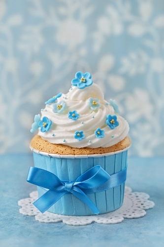 Cupcake allo yogurt per la mamma