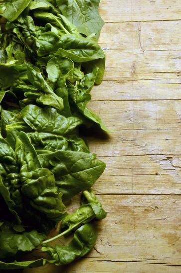 Spinaci, ferro e vitamina k