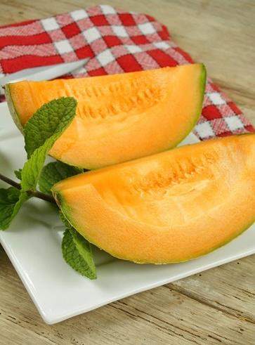 Il melone per rinfrescare