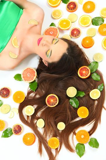 Le vitamine e salute dei capelli