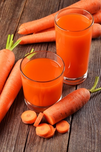 Il beta carotene e i carotenoidi
