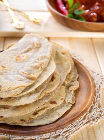 Kuttu ki roti, pane indiano al grano saraceno