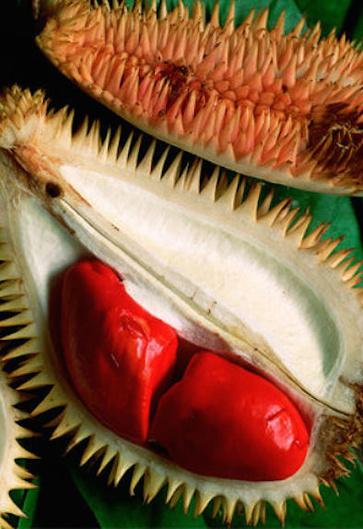 Il durian rosso