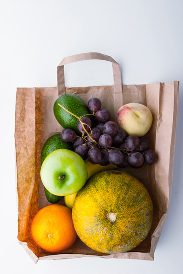 I folati nella frutta