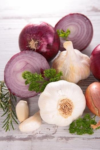 L'aglio e la cipolla