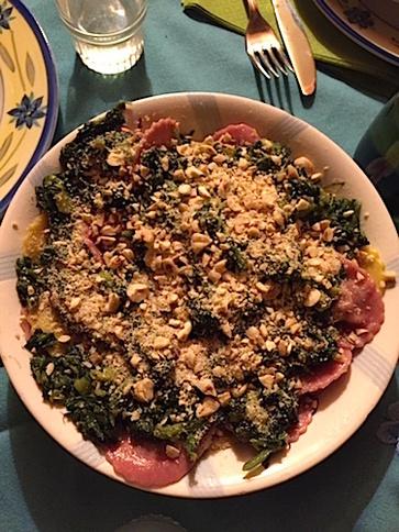 Pasta vegana base per i ravioli