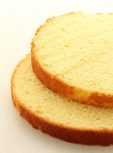 Pan di spagna senza burro