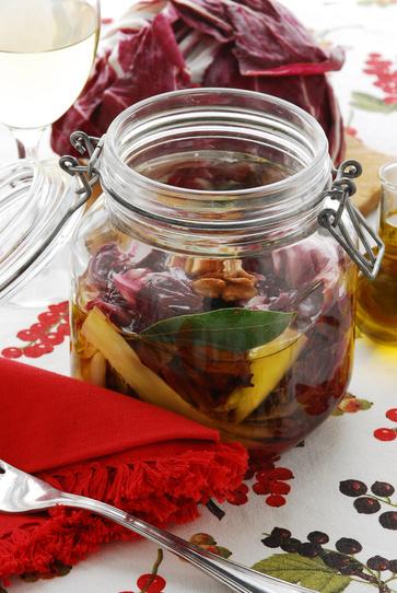 Conserve sott'olio e intossicazioni alimentari