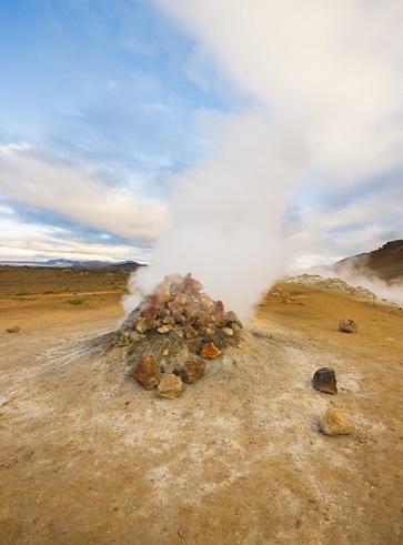 Il Myvatn in Islanda
