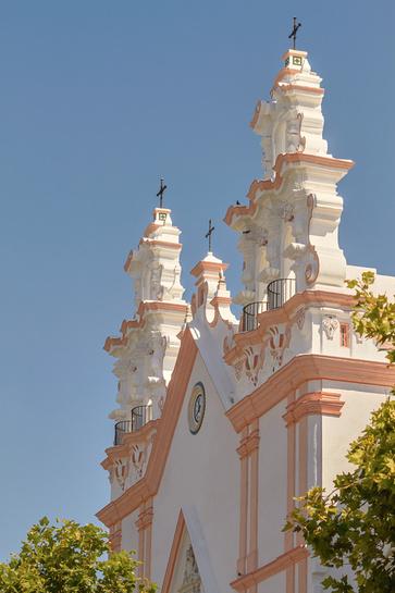 L'Andalusia: aria buona, calma e sole
