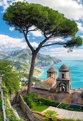 Borgo di Furore, galleria en plein air in Campania