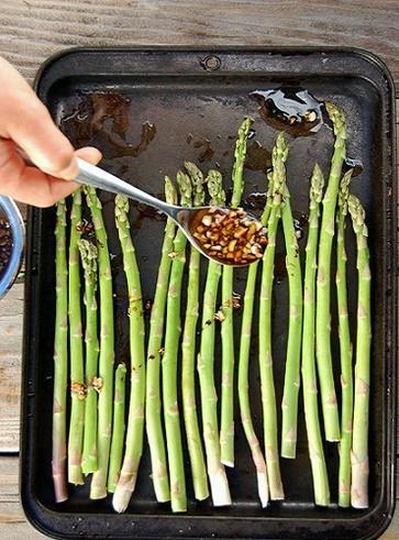Ricette vegan con gli asparagi