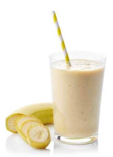Frappè di banane