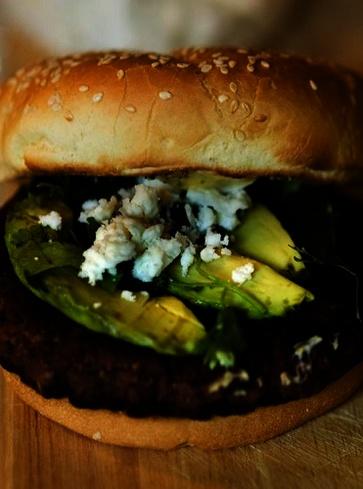 Vegburger piccante
