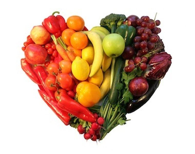 La frutta e la verdura di agosto