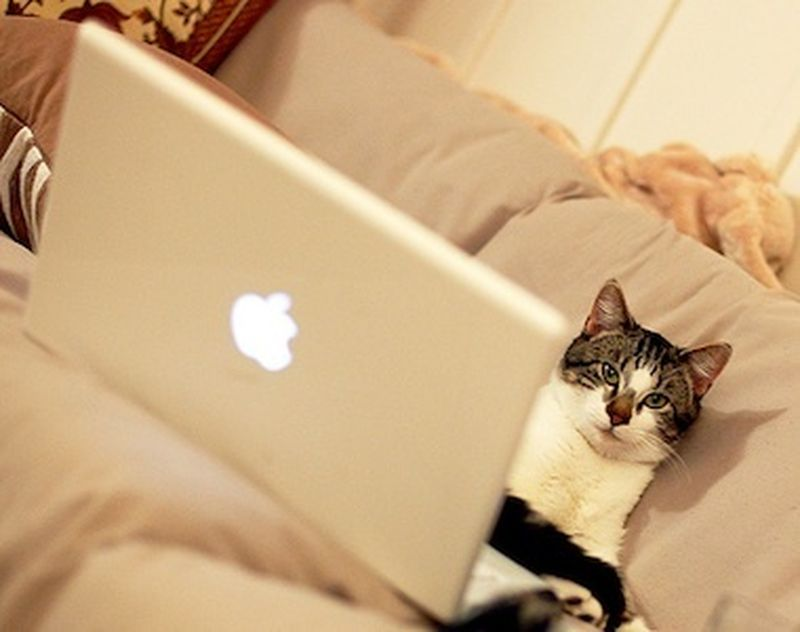 La postura giusta davanti al computer