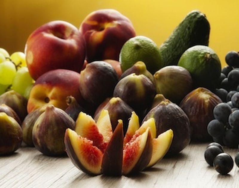 La frutta e la verdura di settembre