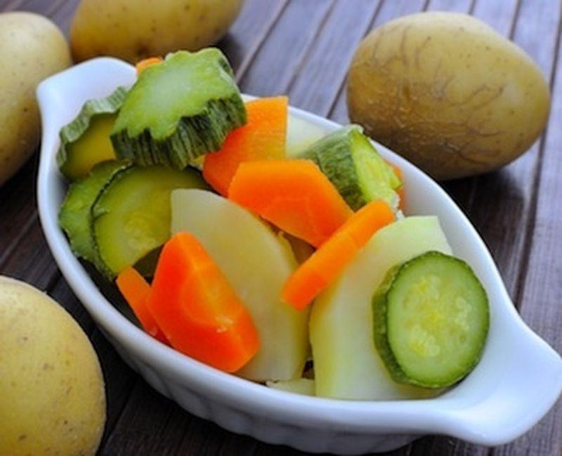 La dieta per l'acidità di stomaco