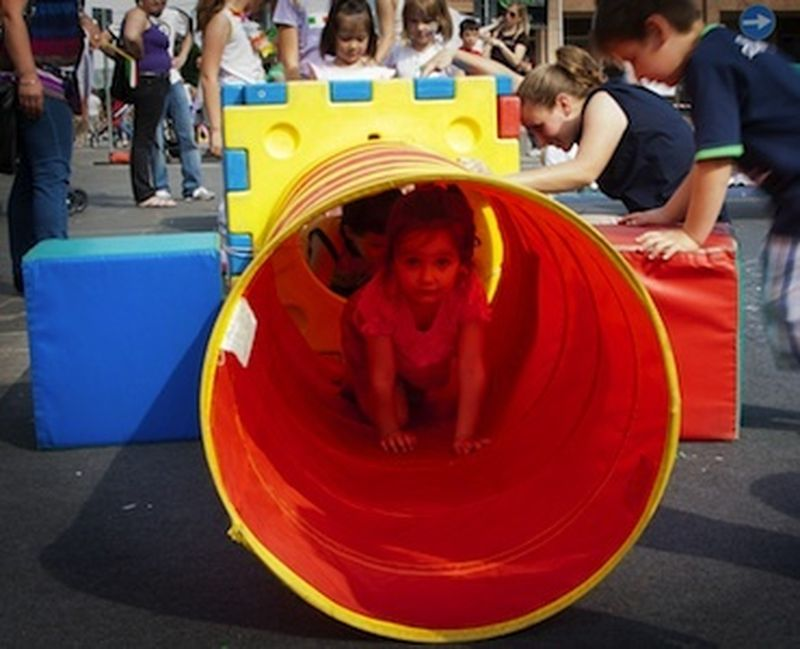 Bambini ed adulti nel gioco della vita