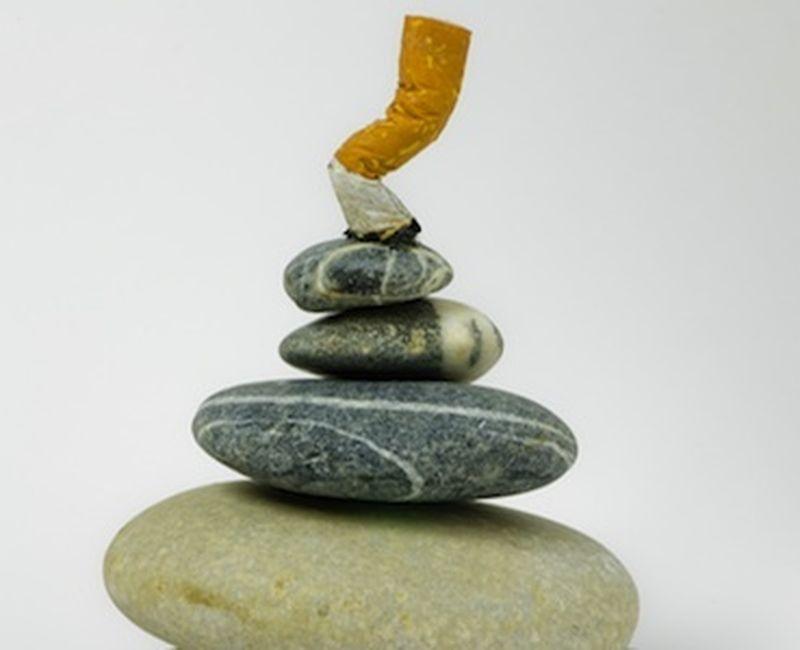 La meditazione per smettere di fumare
