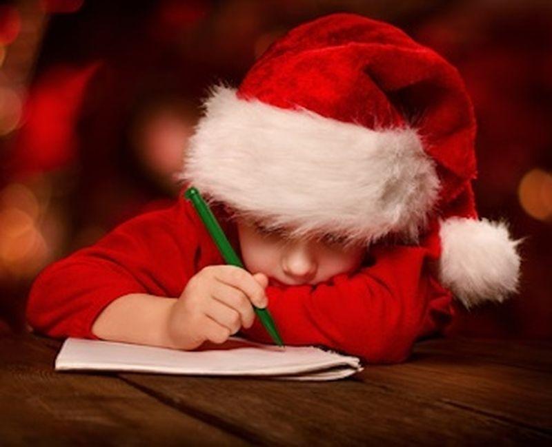 Letterina naturale a (e da!) Babbo Natale