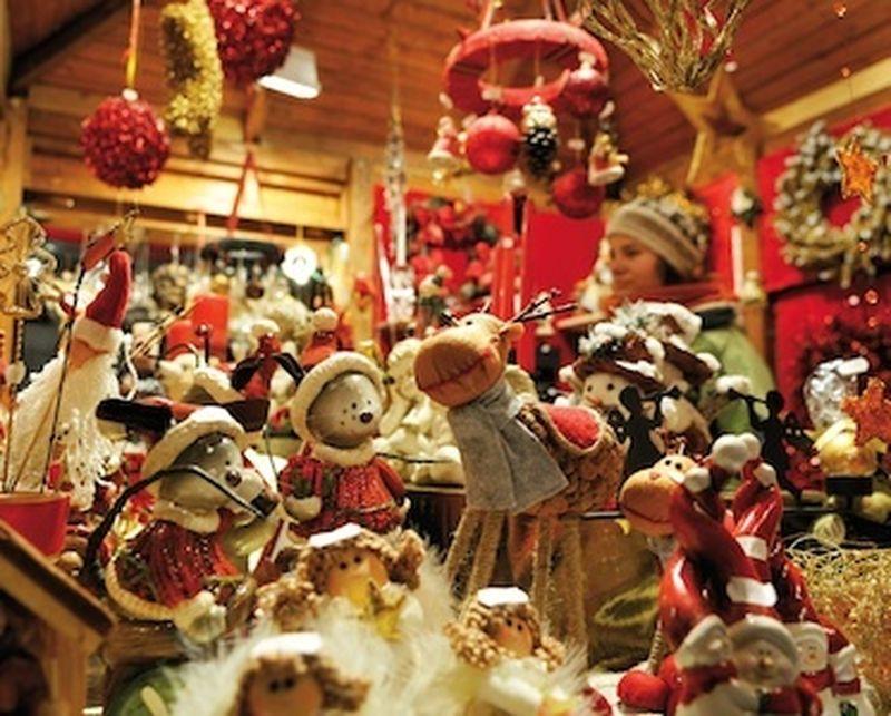 "I mercatini ""naturali"" di Natale"