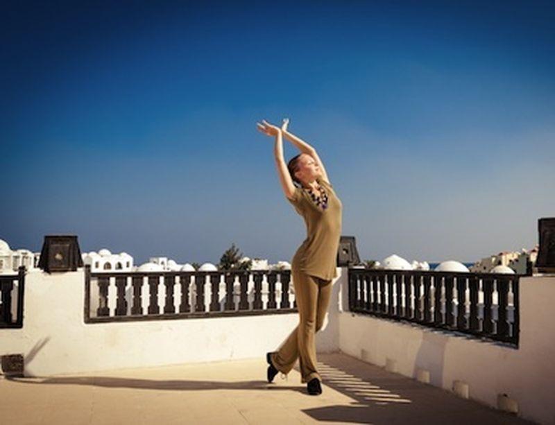 La danza dello yoga