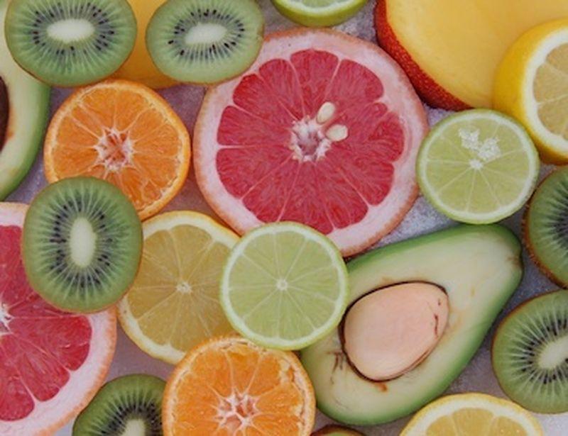 La frutta di gennaio
