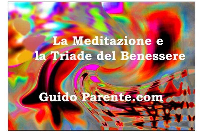 Meditazione nella triade del benessere