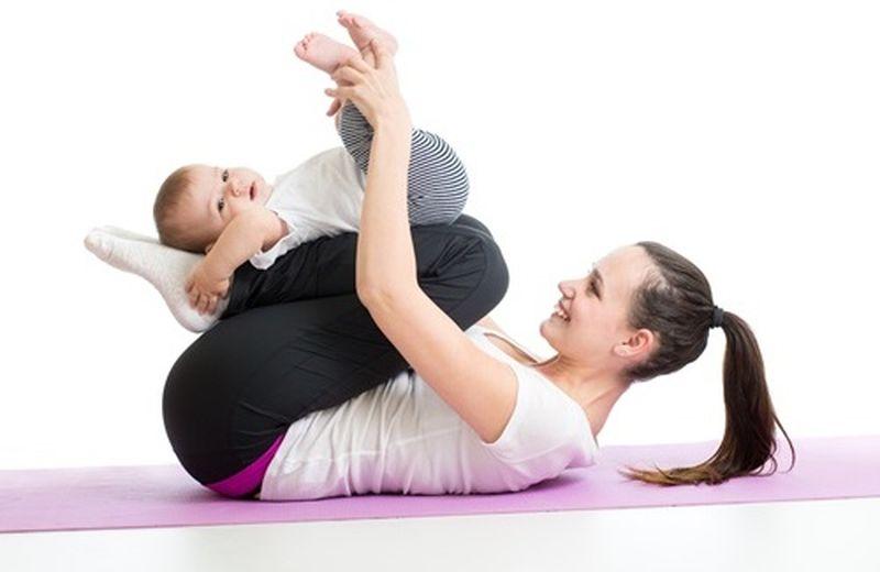 Dieta e recupero della forma dopo il parto