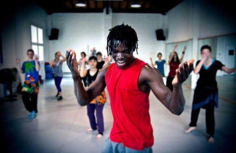 La danza africana secondo Patrick Ouedraogo