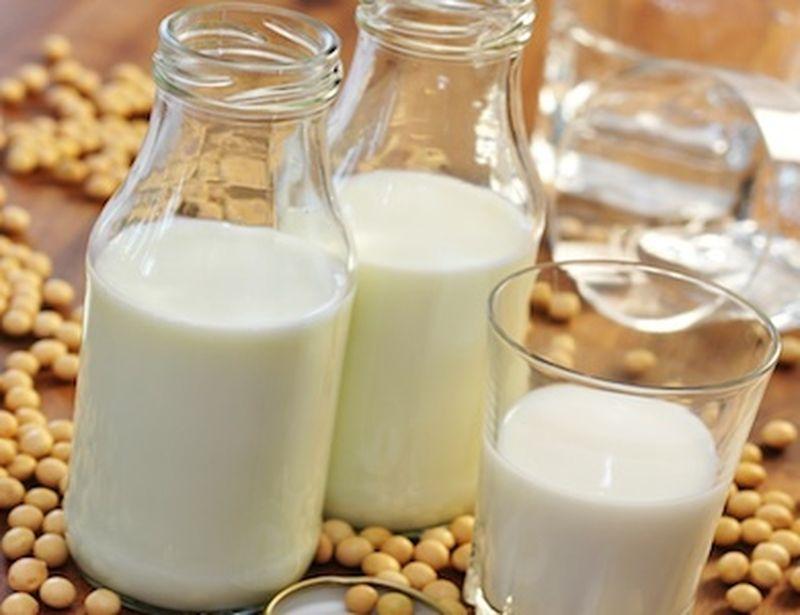 Il latte di soia fatto in casa