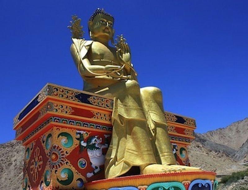 Dentro i simboli tibetani di buon auspicio