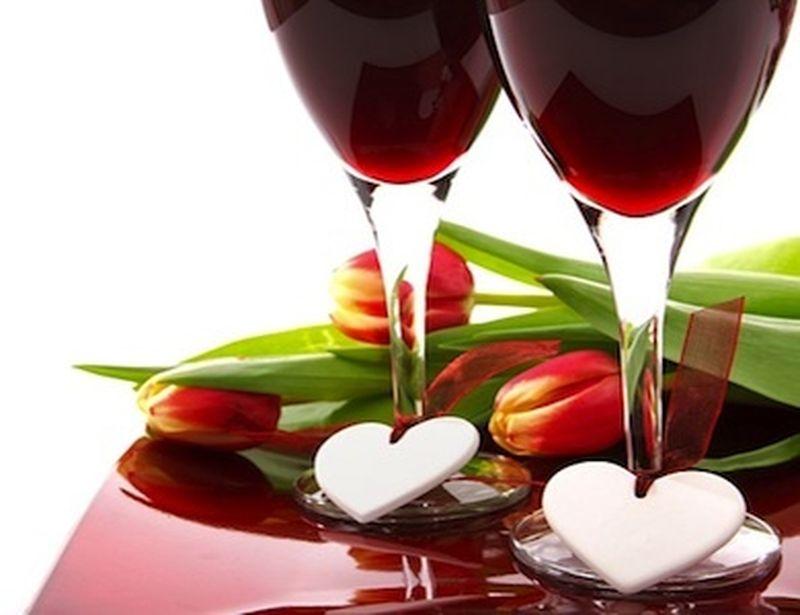 La cena vegetariana di San Valentino