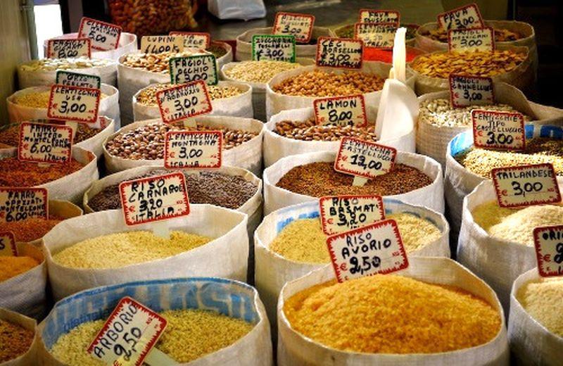 Le tante varietà di riso