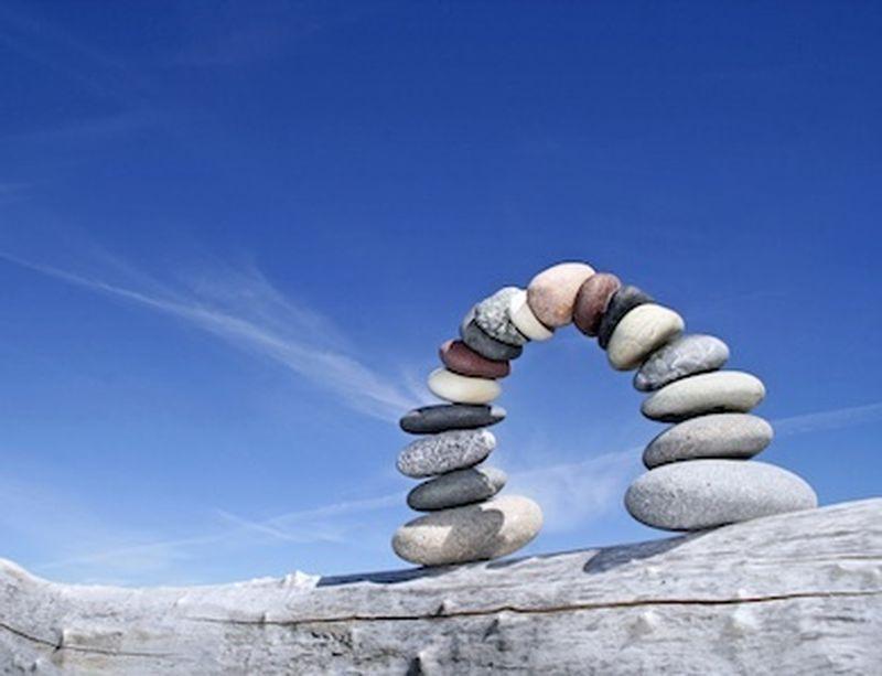 Alla ricerca dell'equilibrio con lo yoga