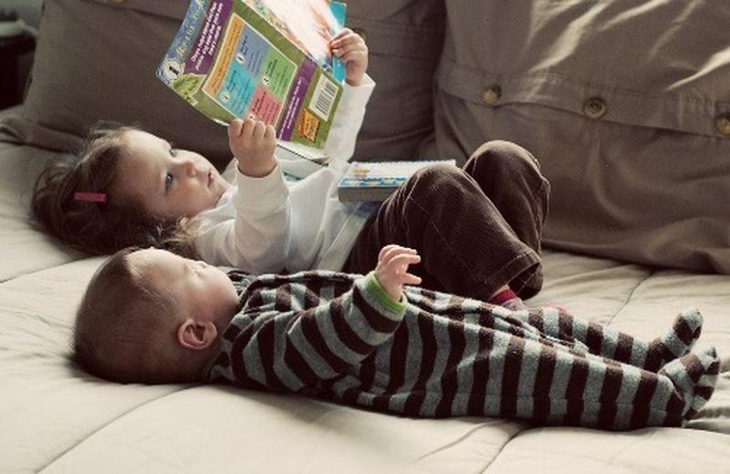 L'importanza di leggere ad alta voce ai bambini