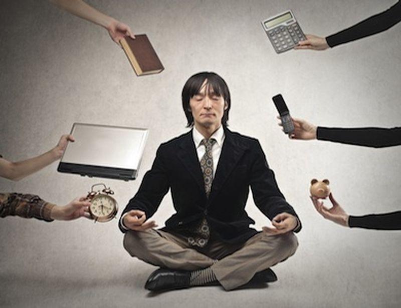 Il karma yoga: al di là dei risultati