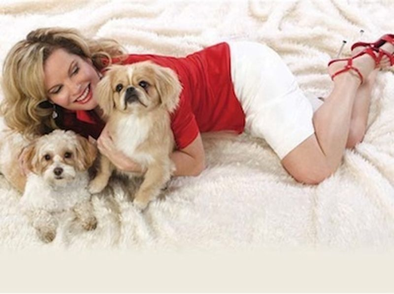 Amelia Kinkade, la sensitiva degli animali