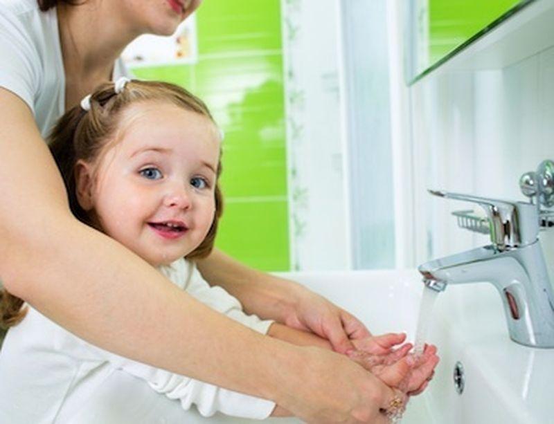 3 buoni motivi per lavarsi le mani