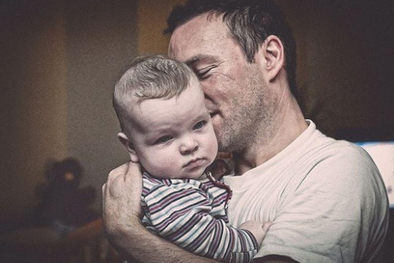 Essere papà oggi