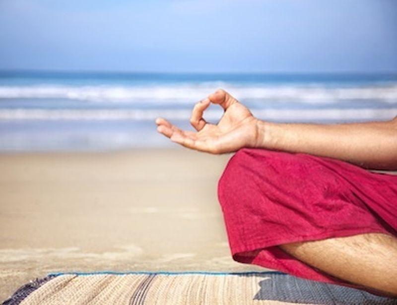Le mani nello yoga