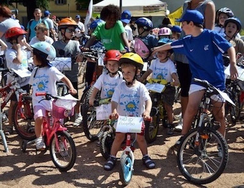 È made in Italy la bicicletta a misura di bambino
