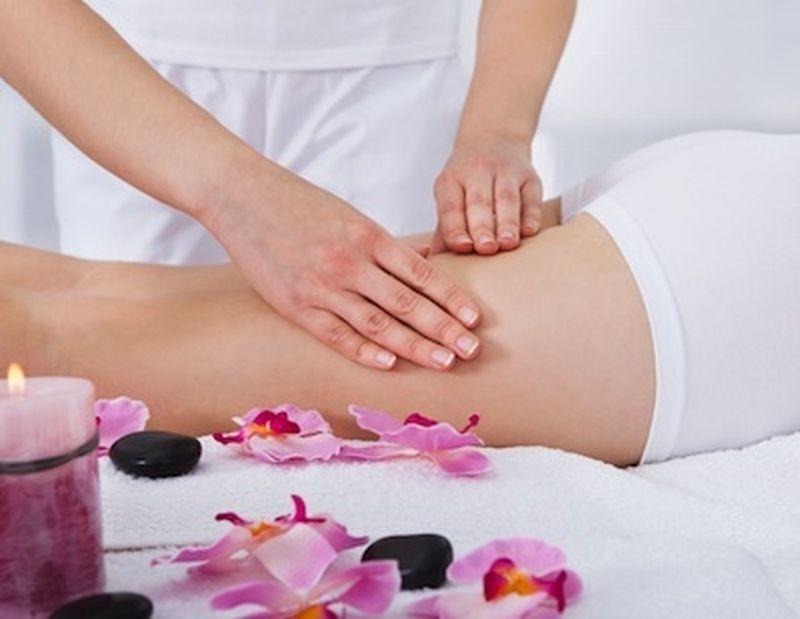 Massaggio drenante, la giusta pressione manuale
