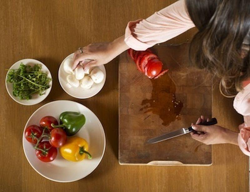 Cucinare vegan divertendosi