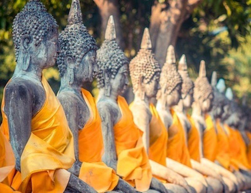 Dentro alla meditazione Vipassana