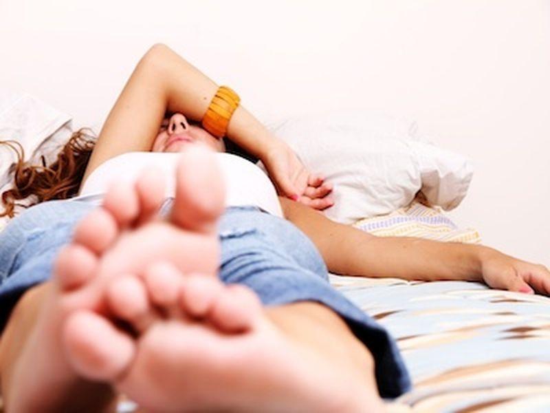La naturopatia per la Sindrome delle gambe senza riposo